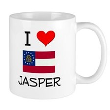 I Love JASPER Georgia Mugs