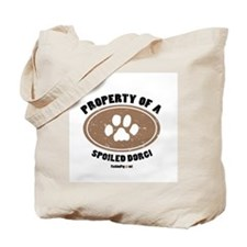 Dorgi dog Tote Bag