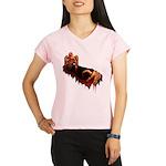 Zombie Halloween T-shirts Performance Dry T-Shirt