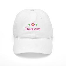 "Pink Daisy - ""Heaven"" Baseball Cap"