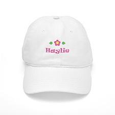 "Pink Daisy - ""Haylie"" Baseball Cap"