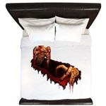 Halloween Zombie King Duvet