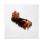 Halloween Zombie Queen Duvet