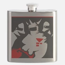 Starmen are Earthbound Flask