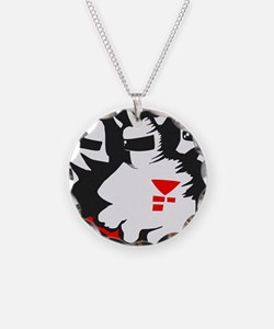 Starmen are Earthbound Necklace