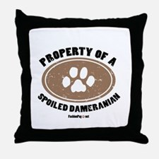 Property Of A... Throw Pillow