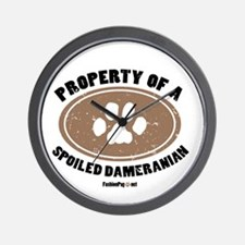 Property Of A... Wall Clock