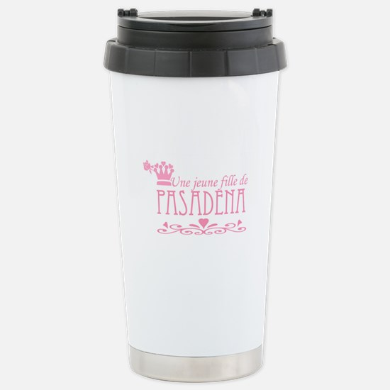 A Girl From PASADENA new design Travel Mug