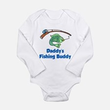 Daddys Fishing Buddy Body Suit