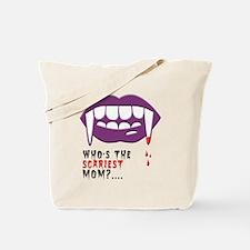 Vampire Mom Tote Bag