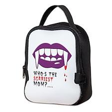 Vampire Mom Neoprene Lunch Bag