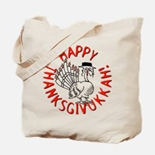 Happy Thanksgivukkah Tote Bag
