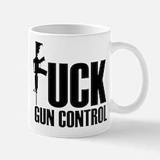 Fuck Gun Control Mug