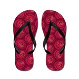 Charles rennie mackintosh Flip Flops