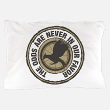 Catching Fire Odds in Our Favor Pillow Case