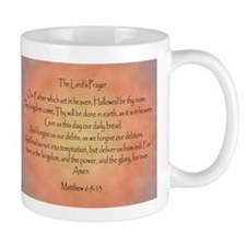 The Lord's Prayer Christian Mug