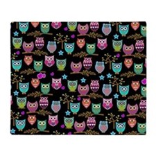 Cute Funky Throw Blanket