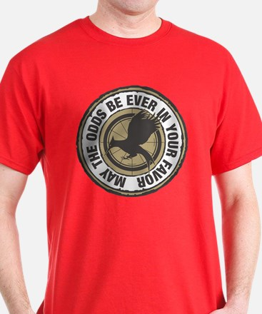 Catching Fire Odds in Your Favor T-Shirt