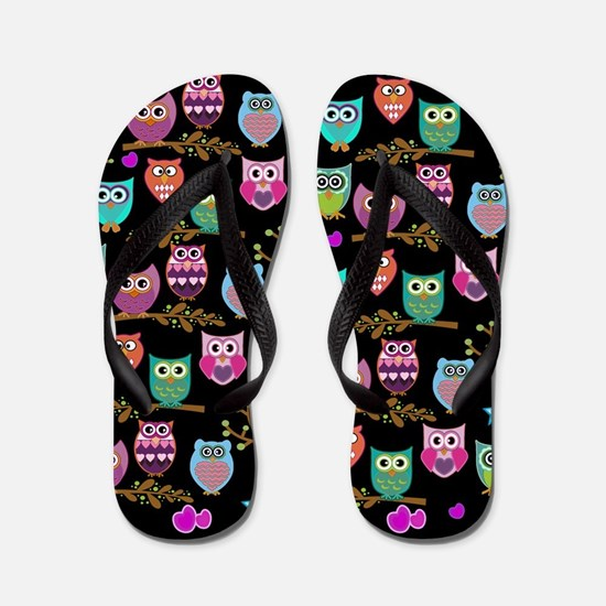 Unique Animals Flip Flops