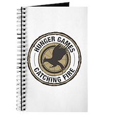Hunger Games Catching Fire Journal