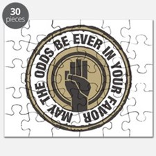 Catching Fire Hand Sign Puzzle