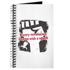 Every Revolution Begins With a Spark Journal