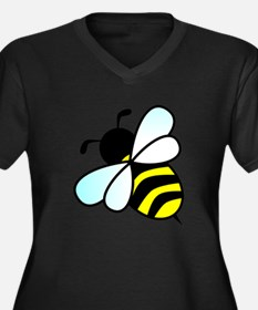 Bumble Bee Plus Size T-Shirt