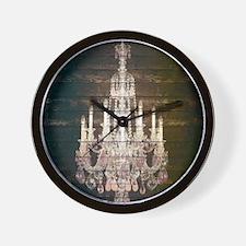 oak chandelier barnwood rustic decor wall clock chandelier barn board