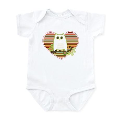 Owl Always Love You - Infant Creeper