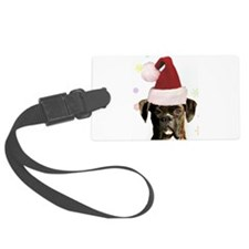boxer ornament Luggage Tag