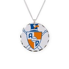 Alexandria Dukes Baseball Necklace