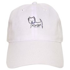 KiniArt Promo Westie Baseball Cap