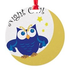 Night Owl Ornament