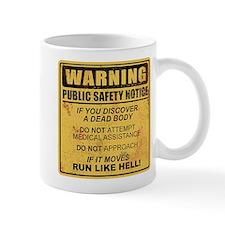 Warning Mugs