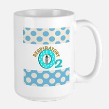 respiratory 3 Mugs