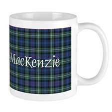 Tartan - MacKenzie dress Mug