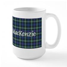 Tartan - MacKenzie dress Mug