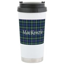 Tartan - MacKenzie dress Travel Mug