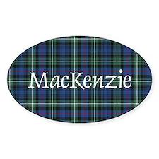 Tartan - MacKenzie dress Decal