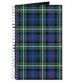 Clan mackenzie tartan Journals & Spiral Notebooks