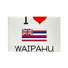 I Love WAIPAHU Hawaii Magnets