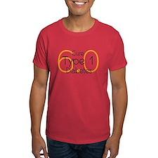 Cure Type 1 Diabetes 6.0 T-Shirt