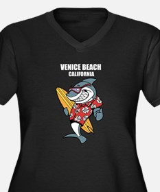 Venice Beach, California Plus Size T-Shirt