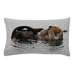 California Sea Otter Pillow Case
