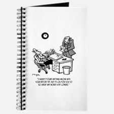 Worry a Bit Longer Journal