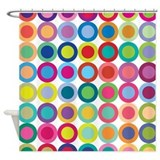 Colour Shower Curtains