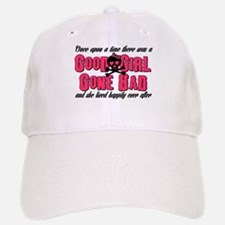Good Girl Gone Bad Baseball Baseball Cap