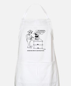 Worker Bees & A Union Negotiator Apron