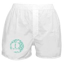 Chevron Boxer Shorts