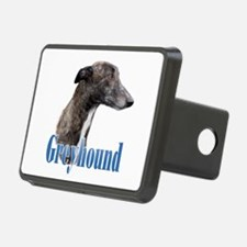 Greyhound Name Hitch Cover